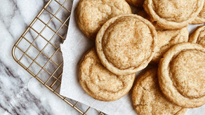 Perfect Soft + Chewy Sugar Cookies