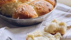 Small Batch Fluffy Buttery Rolls