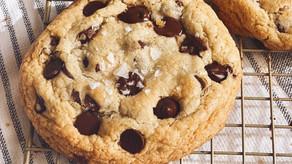 "GF ""Levain Style"" Chocolate Chip Cookies"