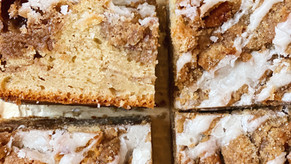 Brown Butter Coffee Cake