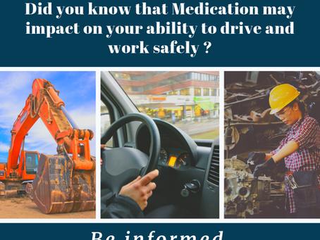 Medication & Driving