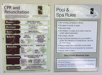 pool, compliance, safety