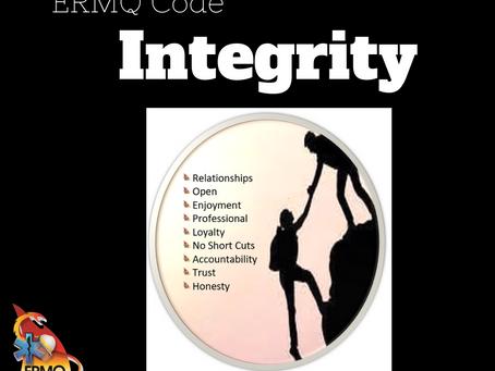 ERMQ Code: Integrity