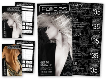 Follicles Beyond Hair