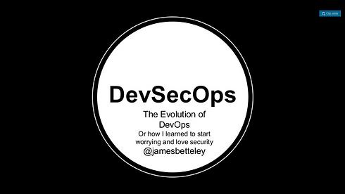 Ecolution of DevSecOps.PNG