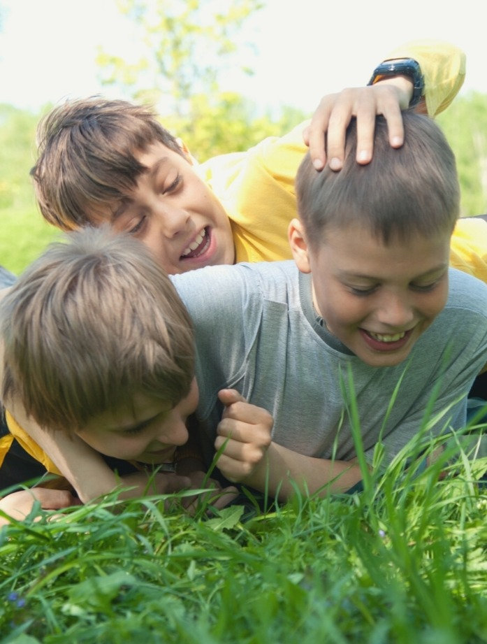 Middle School Boys Group Bootcamp