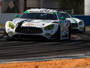 WeatherTech Racing to Start on Fourth Row for Sebring 12 Hours