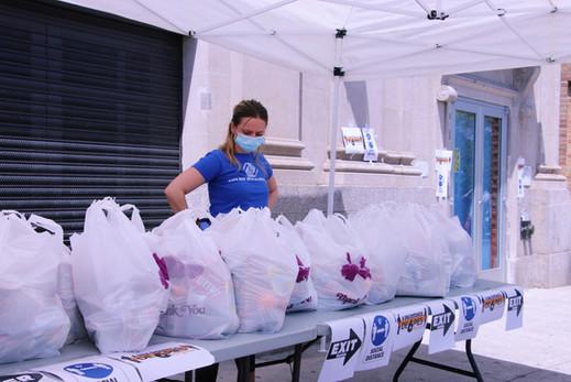 Kips Bay Food Distribution Pic 7