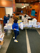 Kips Bay Food Distribution Pic 3