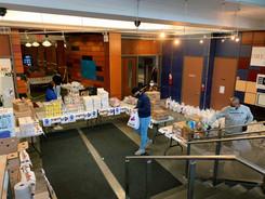 Kips Bay Food Distribution Pic 1
