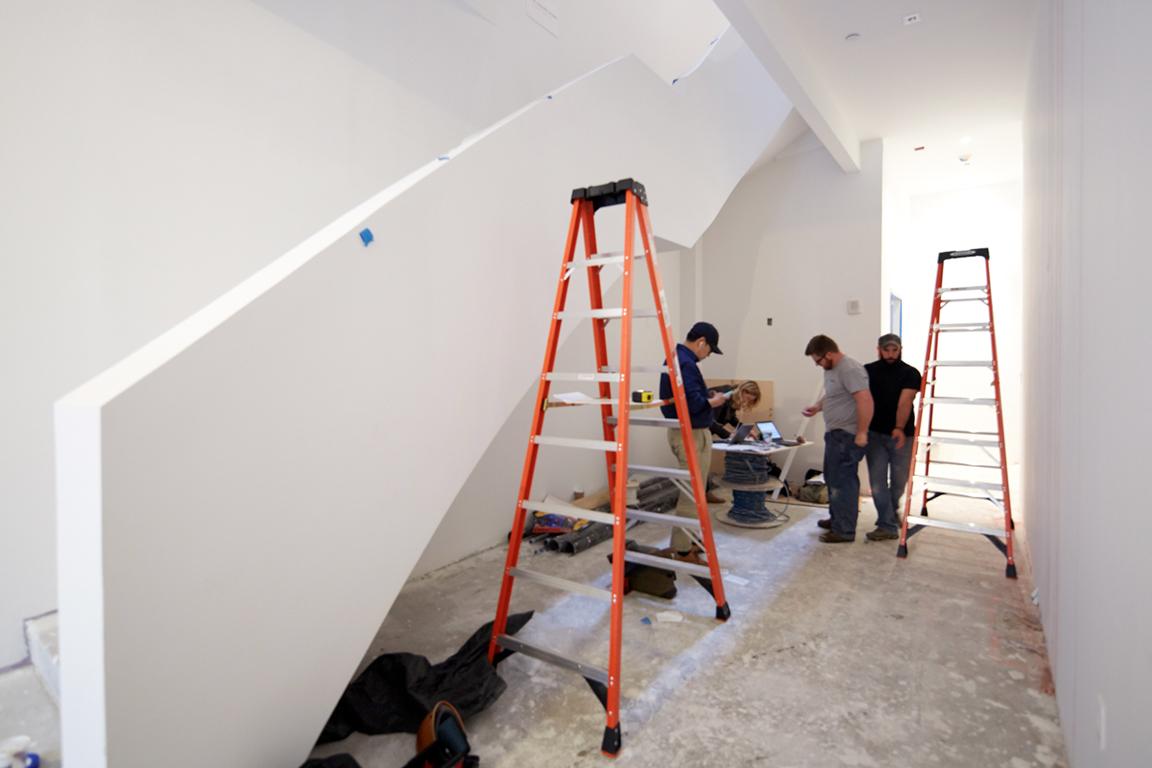 Pre-Renovation 2016