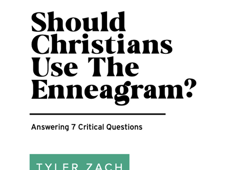 Should Christians Use The Enneagram?