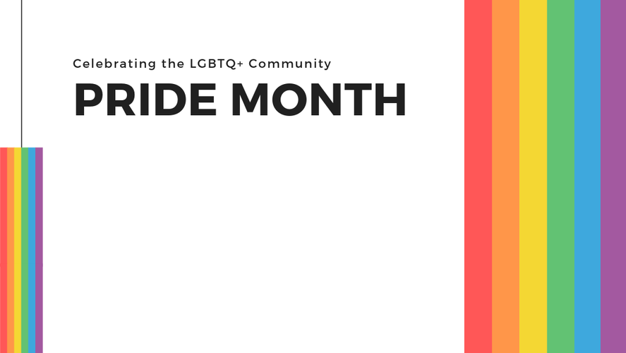 Pride Month Banner 2019