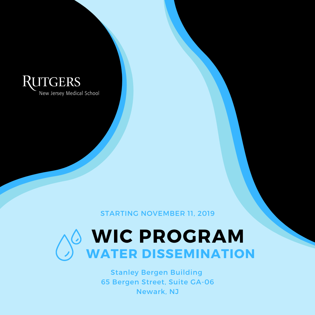 (WIC) Water Dissemination 1