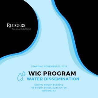 (WIC) Water Dissemination 1