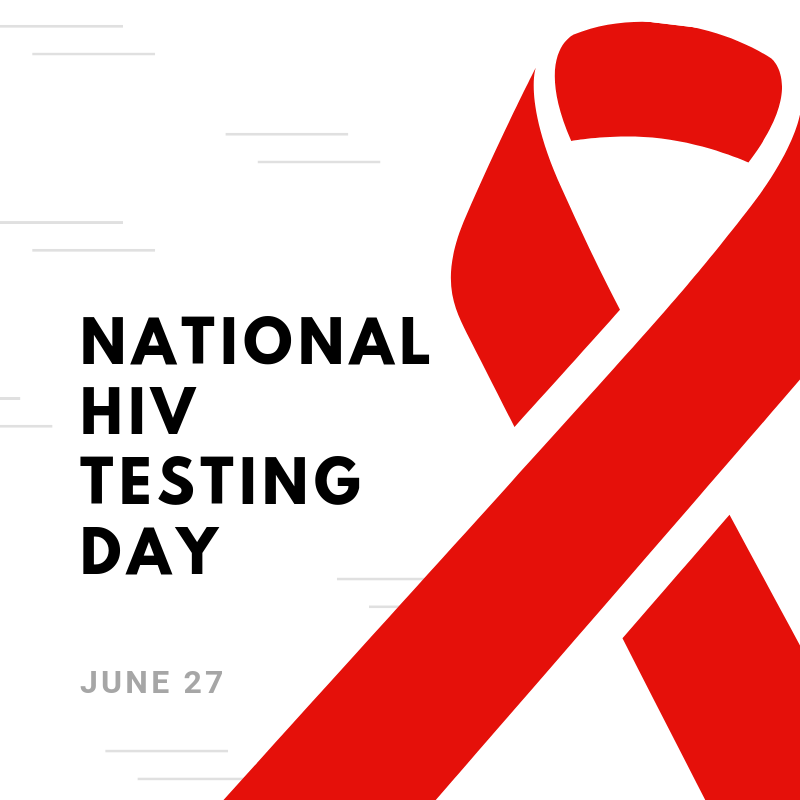 2019 National HIV Testing Day