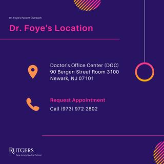 (S6) Dr. Foye's Patients