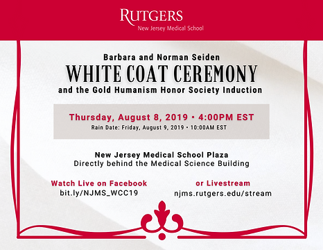 White Coat Ceremony Announcement.png