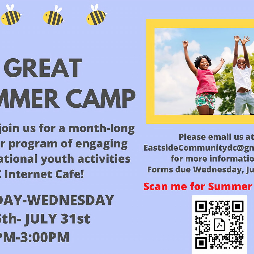 Bee Great Summer Camp