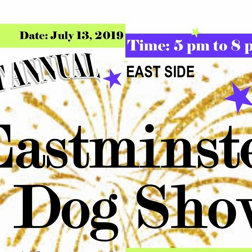1st Annual Eastminster Dog Show!