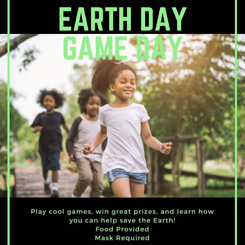 Earth Day Game Day