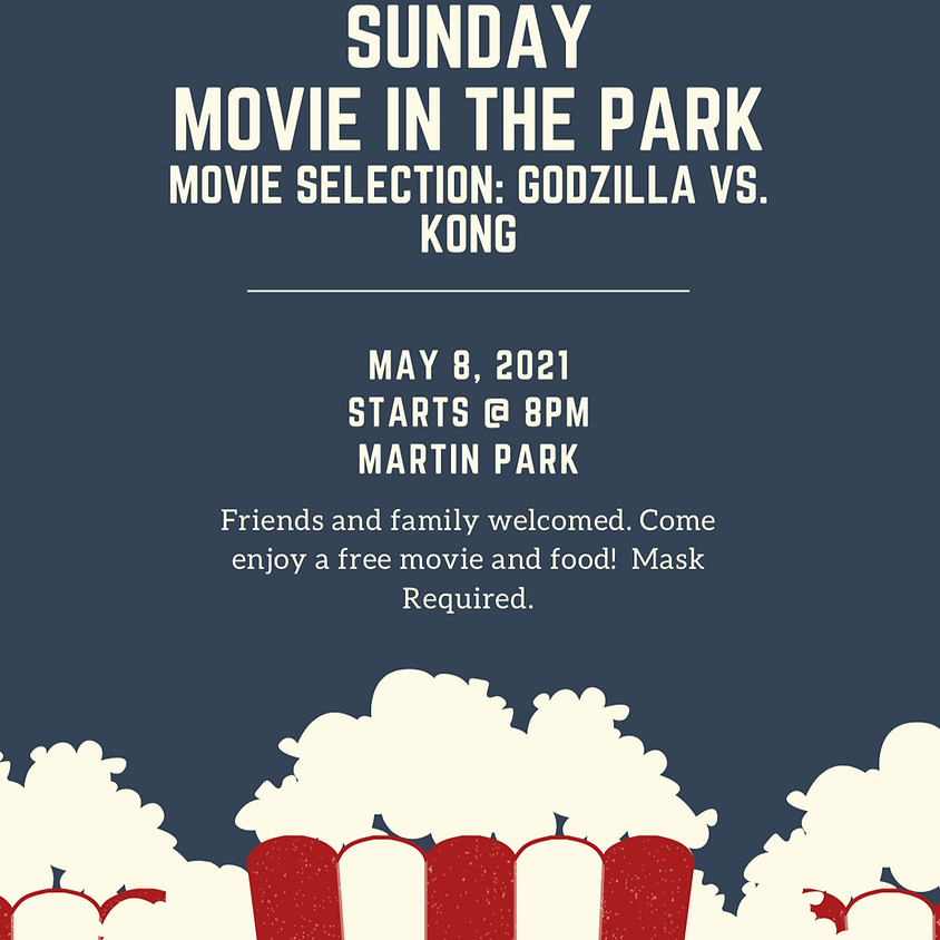 Saturday Movie in the Park