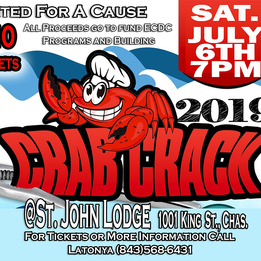 United for A Cause Crab Crack