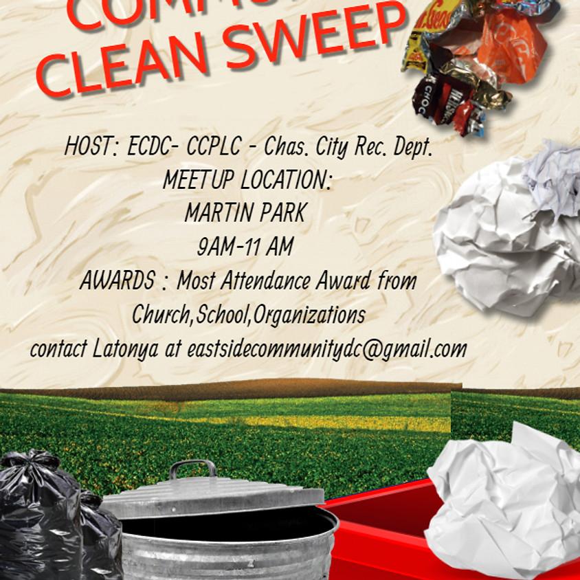 Community Clean sweep