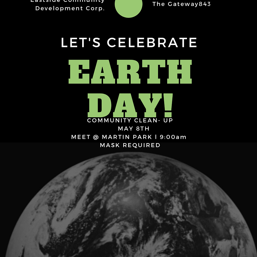 Earth Day Community Clean-Up
