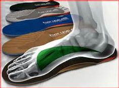 Custom Orthotics for all your shoes!