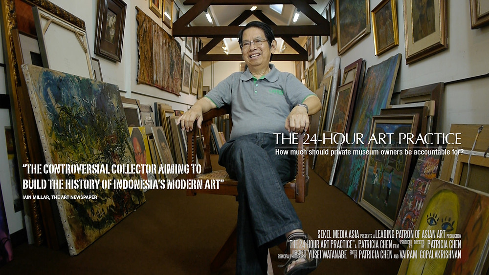 The 24-Hour Art Practice Poster