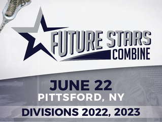 Sweetlax Lacrosse announces Future Stars Combine for youth teams in June 2018