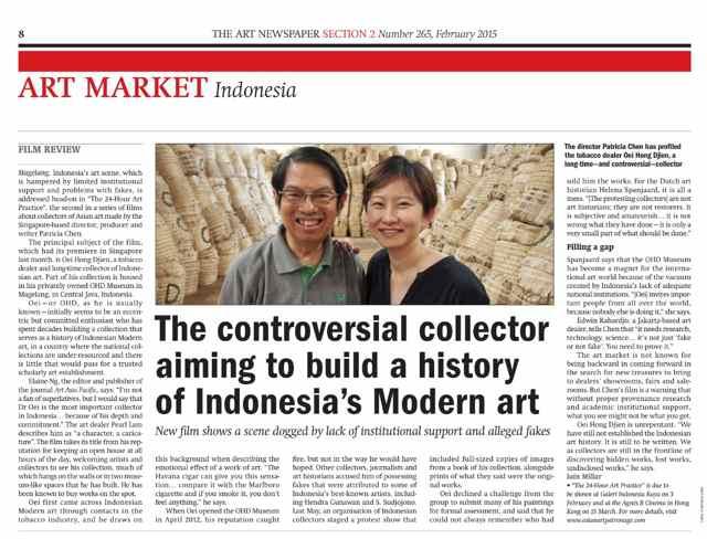 ArtNewspaper OHD