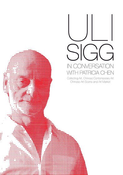 Book on Uli Sigg, Uli Sigg In Conversation