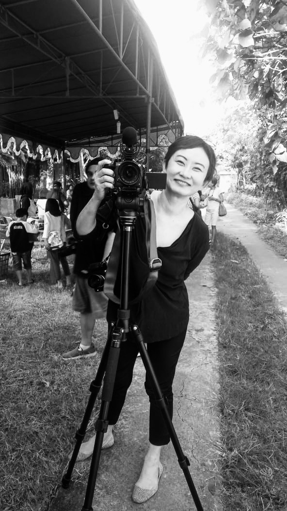 Updating the film in Yogjakarta