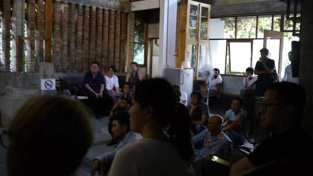 Screening at Indonesian Visual Art Archive Yogjakarta