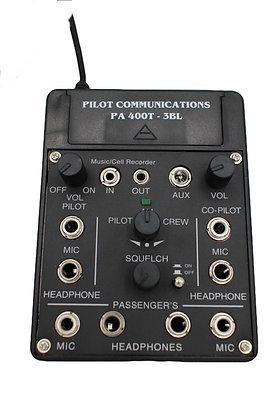 PA400T 3BL