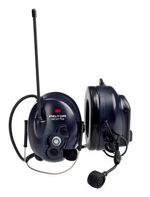 3M Peltor LiteCom Plus Headset MT7H7B4410-EU
