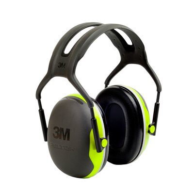 3M Peltor X4A Over The Head Ear Defender