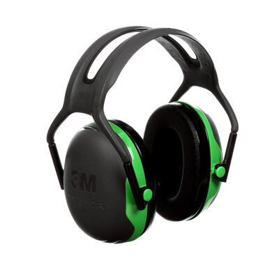 3M Peltor X1A Over The Head Passive Ear Defender