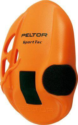 3M Peltor Sporttac Orange Replacement Earshells 210100-478-OR