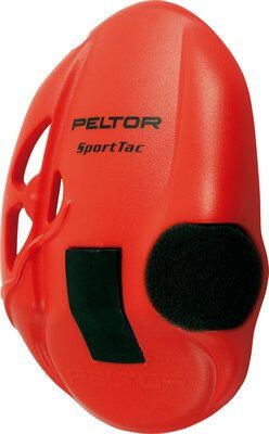 3M Peltor Sporttac Red Replacement Earshells 210100-478-RD