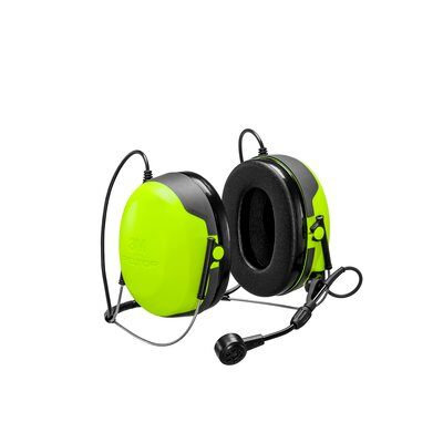 3M Peltor MT74H52B-111 CH-3 FLX2 Headset with PTT Neckband