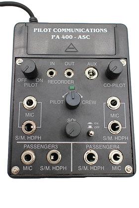 PA400 ASC
