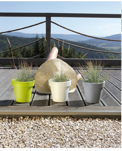 Bardem Low Pot Planter