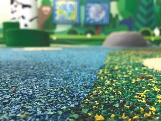 Miks eelistada kummigraanulitest põrandaid laste mängunurkades?