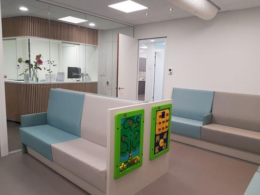 Ohutud mängunurgad tervisekeskuste ooteruumidesse