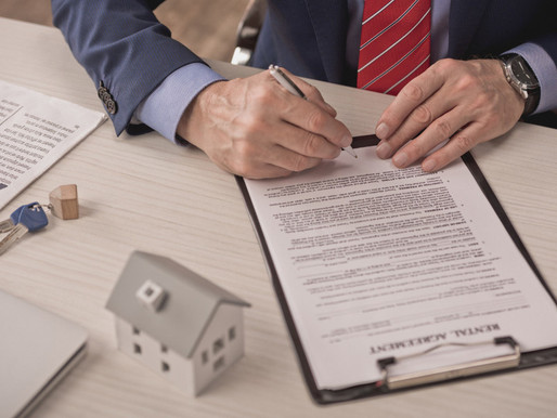 Documents Every Landlord Should Keep on File