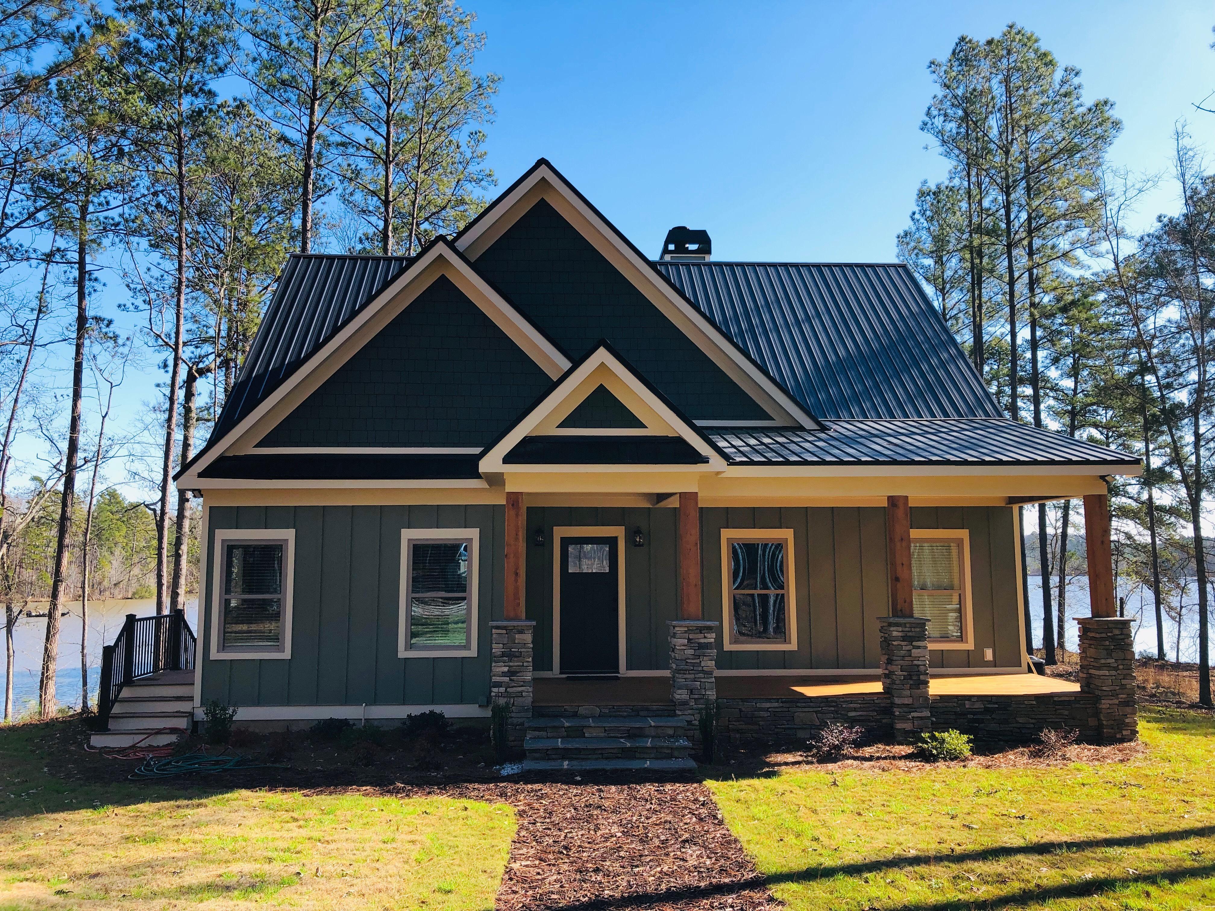 Custom Home Builder at Lake Oconee