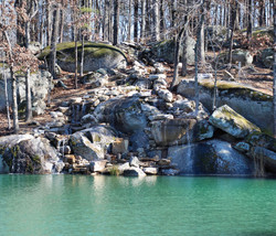 Custom Water Features Lake Oconee